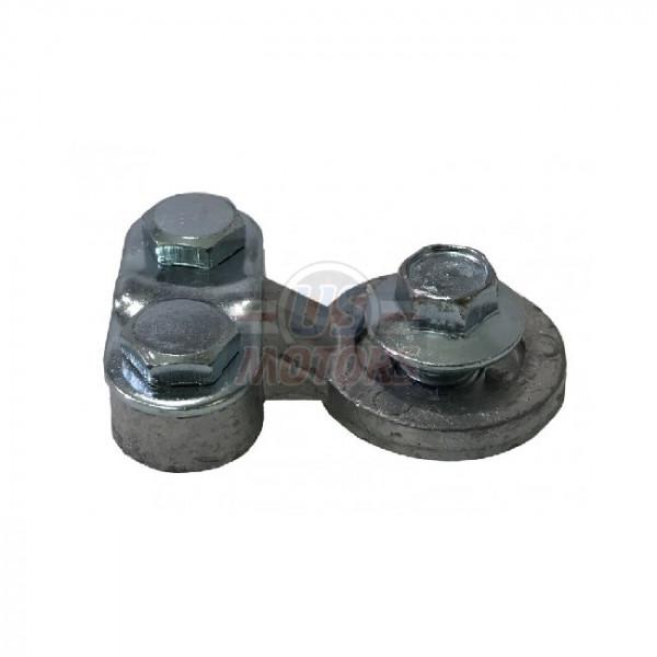 Batteriepol für Schraubpol-Batterien (Paar)