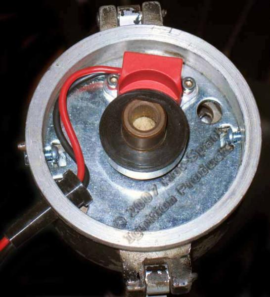 Elektronische Zündung für Mallory 8 Zylinder Marine Verteiler o. U-Druck