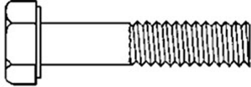 "Sechskantschraube 5/16""-18 UNC, 63mm lang, Edelstahl (5 Stk.)"