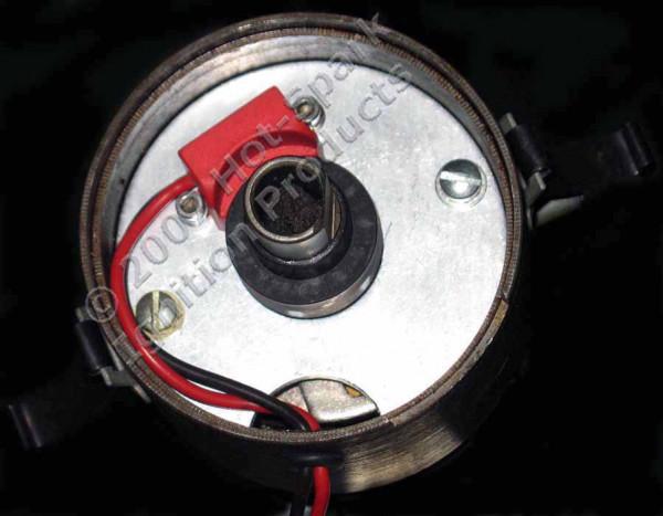 Elektronische Zündung für Autolite/Prestolite 6-Zylinder Verteiler (vertikal geschraubt)