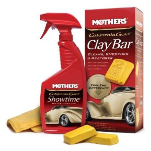 Mothers California Gold Clay Bar