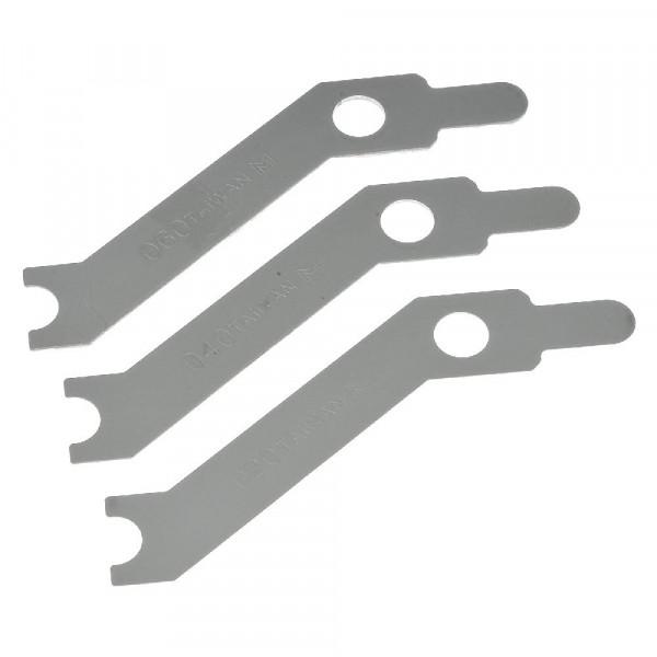Einstellscheiben für GM Anlasser, offset, Set