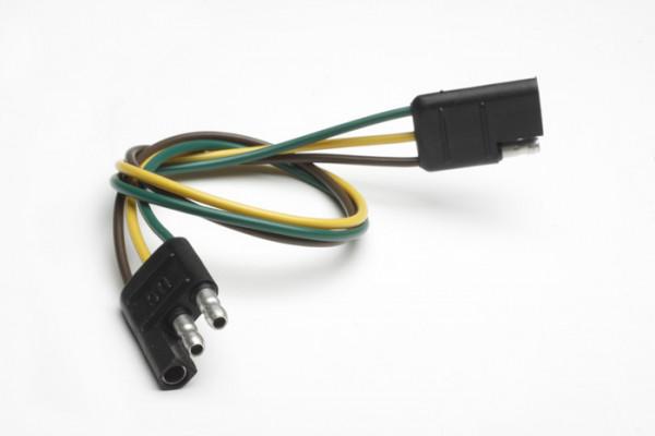 KFZ Kabelstecker mit Kabel, 3 polig