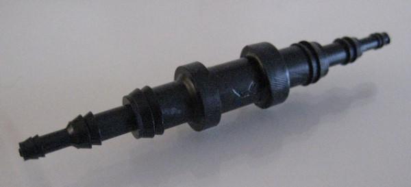 "3 Stk Vakuum Adapter/Verbinder, gerade, kürzbar, 3/16"" o. 9/32"" o. 27/64"""