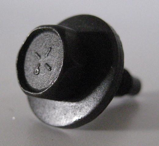 """Karosserieschraube 1/4""""-20 UNC 22,2 mm lang, m. 19 mm Scheibe (10 Stk.)"""