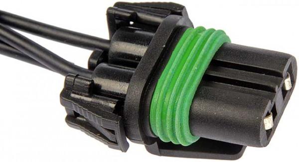 Fassung/Stecker für Hauptscheinwerfer mit Lampe 9005