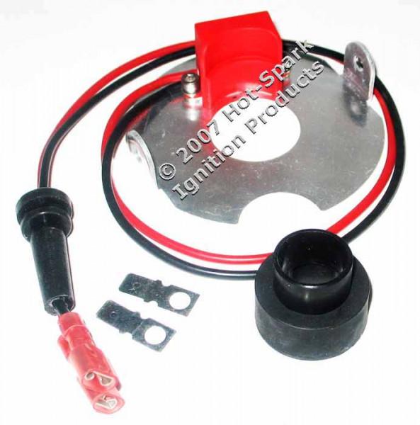 Elektronische Zündung für Autolite/Prestolite 6-Zylinder Verteiler (aufrechte Befestigung)