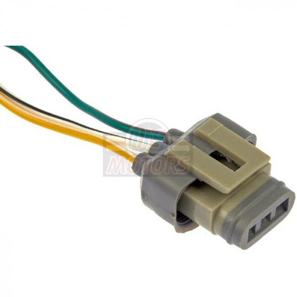 Stecker für internen Lichtmaschinenregler Ford